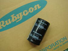 6pcs RUBYCON 10000uf 63V Snap-in Electrolytic Capacitor