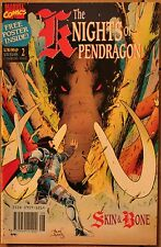 The Knights of Pendragon #2 - US Marvel - Copper Age