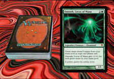 OMNATH, LOCUS OF MANA Magic The Gathering EDH Deck MTG - FAST AND POWERFUL