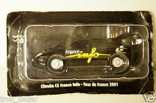 voiture Tour de France 1/43 CITROËN C5 FRANCE INFO