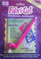 FABRI-CUT The AMAZING Hand-Held fabric cutting tool