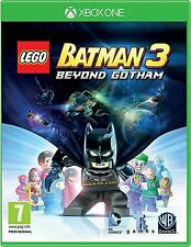 LEGO Batman 3 Beyond Gotham Game for XBox One NEW & SEALED PAL