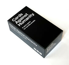 Cards Against Humanity, 550 Card Full Base Set Pack Party Game 100% Real NEW