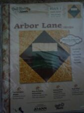 #10 Blocks Arbor Lane Quilt  Jo Ann Fabric &Craft & Set Kit looking for 4 a home