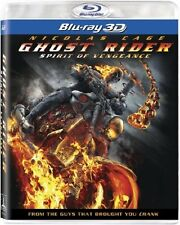 Ghost Rider: Spirit of Vengeance (+ UltraViolet DC) [Blu-ray 3D] NEW!