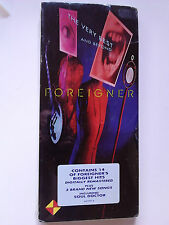 Foreigner THE VERY BEST AND BEYOND cd LONGBOX(long box)Lou Gramm.Greatest Hits