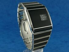 Anni 70 Anni'70 Retrò Vintage Stile rotolog LED DIGITALE LCD epoca Watch JUMP HOUR S