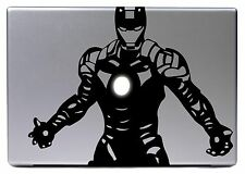 "Apple MacBook Air Pro 13"" IRONMAN  Marvel Hero Aufkleber Sticker Skin Decal 065"