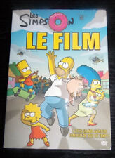 19289 // LES SIMPSON LE FILM  DVD TBE