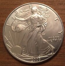 2003 1 oz Silver American Eagle (Brilliant Uncirculated) 1 Coin