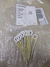 NEW Molex 180555-0001 Lot of 9 LED Holders *FREE SHIPPING*