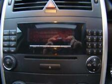 MERCEDES B CLASS RADIO /CD SINGLE DISC PLAYER, W245, 11/05-09/08