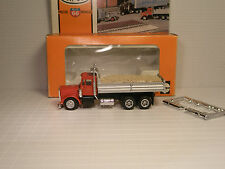 Con-Cor/ Herpa model Kenworth Dump Truck rebuilt for Faller Car System HO
