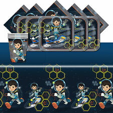 Disney Miles From Tomorrowland Birthday Party Tableware Pack Kit For 16
