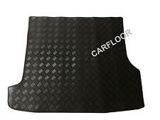 Gummi Kofferraummatte in schwarz passend für BMW 5er F07 Gran Tourismo