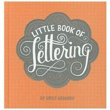 Little Book of Lettering, Gregory, Emily, Good Book