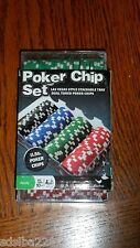 Cardinal Poker chips professional 11.5 G stackable set