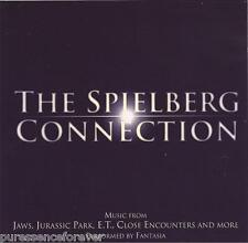 FANTASIA - The Spielberg Connection (UK 16 Track CD Album)