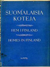 1949 Finnish Bk Midcentury Interior Design and Furniture - Scandinavian Design