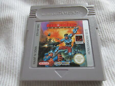 BIONIC COMMANDO / RARE / CART ONLY / NINTENDO GAME BOY GAME COLOR/ADVANCE