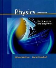 Physics for Scientists and Engineers (3rd Edition), Pasachoff, Jay M., Wolfson,