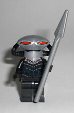 LEGO Super Heroes - Black Manta - Figur Minifig DC Batman Justice League 76027