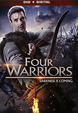 Four Warriors DVD *NEW* Free shipping.