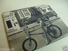 RALEIGH CHOPPER MOUSE MAT - MK 1 CHOPPER - PERSONALISED IF REQUIRED - IDEAL GIFT
