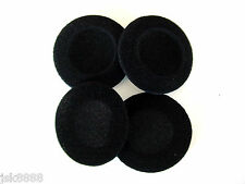 50mm Headphone Earphone Ear Pad Foam Covers PREMIUM QUALITY 4 off