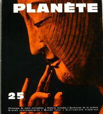 Planète n°25 - 1965 - La révolution sexuelle - La vie hors du système solaire -
