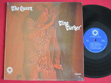 TINA TURNER ~ THE QUEEN ~ SPRINGBOARD SPB-4033 STEREO LP EX/EX R&B SOUL