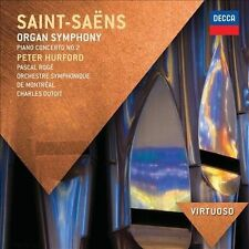 Saint-Sa‰ns: Organ Symphony; Piano Concerto No. 2 - CD