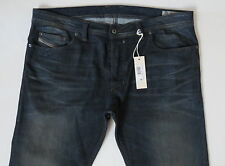 Diesel Men Jeans 38 W x 32 Safado 827K Regular Slim Straight Stretch New Tags