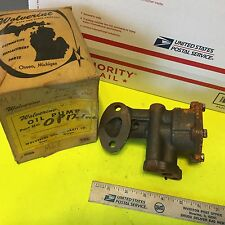 Ford  oil pump, Wolverine M67, for 223 engines.     Item:  6852