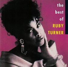 RUBY TURNER : THE BEST OF / CD - TOP-ZUSTAND