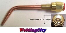 WeldingCity Welding Brazing Nozzle Tip 2-W-1 (#2) for Victor 100 Series Torch
