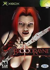 BLOODRAYNE  BLOOD RAYNE 1  XBOX     DISC ONLY  PLAYS GREAT!  GOOD GAME!