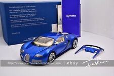 AUTOart  1:18 BUGATTI EB VEYRON 16.4 One hundred anniversary edition