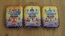 Topps Match Attax Extra 15 16 *alle 3 Mini Tin Dosen leer* 2015/2016