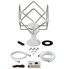 Maxview OMNIMAX PRO WHITE 360 Degree TV/FM/DAB Aerial * NEW PRO MODEL *