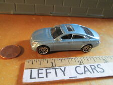 MATCHBOX 2007 METALLIC LIGHT BLUE MERCEDES BENZ CLS500 Car - SCALE 1/65