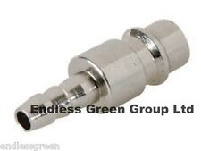 EURO AIRLINE FITTING - Air Compressor fitting - 8mm HOSE END COUPLER  -  EU782