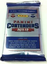 2011-12 Panini Contenders Hockey HOBBY Pack Booklet Auto Sidney Crosby Ink Gold?