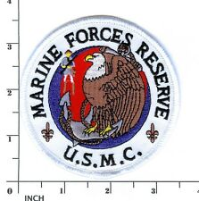 USMC Marine Corps Forces Reserve ! MARFORRES patch ! USMCR Marines Command ! IRR