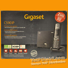Siemens Gigaset C590 IP - VoIP SIP DECT HDSP Unlocked Version / Multilingual