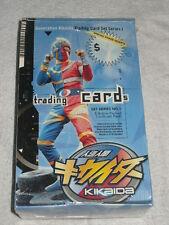Sealed Box Of 24 Kikaida Kikaider Trading Cards 2001 Ban Daisuke Autograph?!