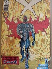 X - n°6 1994 I Cavalieri del Caos ed. Dark Horse   [SP1]