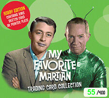 My Favorite Martian Trading Cards Sealed Hobby Box (/400)