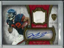 Matt Forte 2011 Topps Five Star Autograph Game Used Jersey #19/20