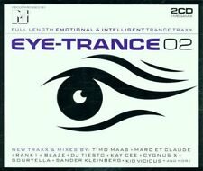 Eye-Trance 02 (2001) Cygnus X, Gouryella, Photon Project, Marc et Claud.. [3 CD]